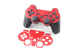 Ps3 slim Controller(Wireless) Carbon Folie