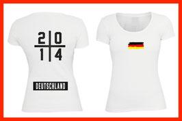 WM Shirt - 2014 - Flag
