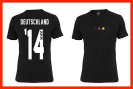 WM Shirt - Titel Jahre - Stars