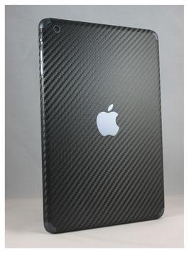 iPad Mini Carbon Folie schwarz