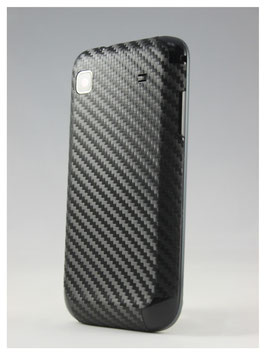 Samsung S1 Carbon Folie Schwarz