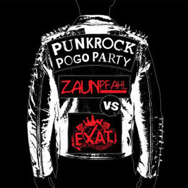 CD Punkrock Pogo Party Split EP
