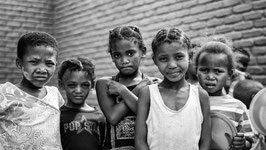 "FOTO-DRUCK auf ALU-DIBOND | 5 Beaufort Kids 32°22'06.6""S 22°34'37.8""E"