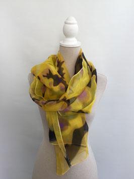 Sjaal vintage groot (omslagdoek)