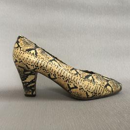 Schoen maat 37,5 merk Panara made in Italy.
