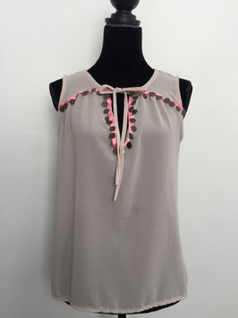 Blouse merk AMBIKA made in Italy maat 40