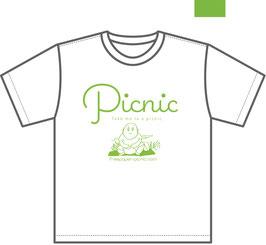 PicnicプリントTシャツ