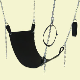Sling* schwarz komplett incl. Ketten
