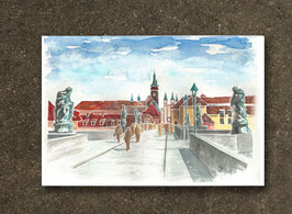 Kunstdruck 40 x 28 cm