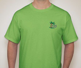 Grow a Pair Embroidered Tee Shirts