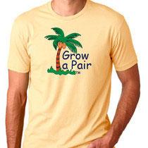 Vintage GROW a PAIR custom silkscreen T-shirt