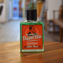 Dapper Dan After Shave Green  100ml
