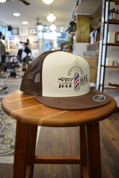 Snapback Trucker Cap Stay True braun