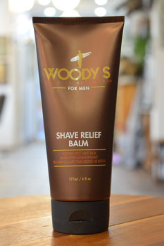 Woody´s After Shave Balsam