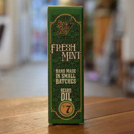 Hey Joe Beard Oil - Fresh Mint  30ml