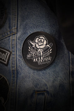 True Fellas Patch Rose