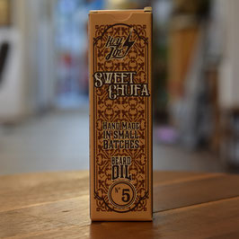 Hey Joe Beard Oil - Sweet Chufa  30ml