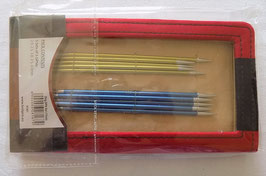 Knit Pro Nadelspiel Zing Set 15cm