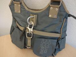 Style Tasche Lilli Stahlgrau