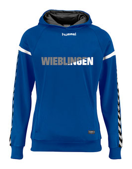 TSV WIEBLINGEN AUTH. CHARGE POLY HOODIE (7045)