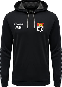 MTV AUTHENTIC POLY HOODIE (204930-2114)