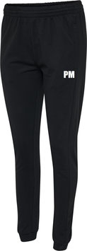 HUMMEL GO COTTON PANTS WOMAN (204173-2001)