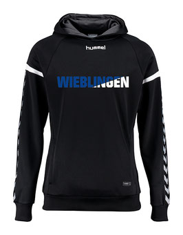 TSV WIEBLINGEN AUTH. CHARGE POLY HOODIE (2001)