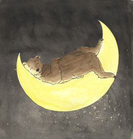 017 Mondschlaf