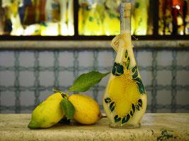 Liabel cc.500 Crema Decorata a mano Limoni