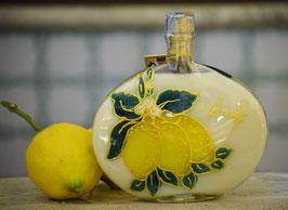 Sabina cc. 500 Crema Decorata a mano Limoni