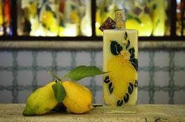 Jenny cc. 500 Crema Decorata a mano Limoni