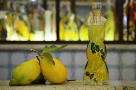 Treccia cc.200 Decorata a mano Limoni