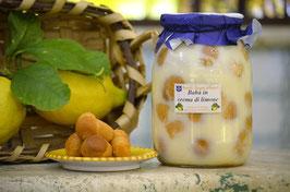 Babà in Crema di Limone 1kg.
