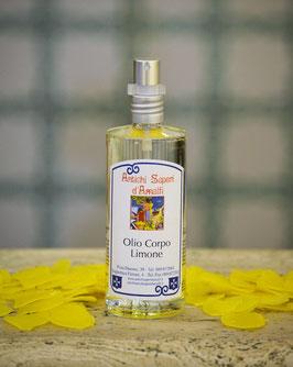 Olio Corpo al Limone ml.125