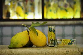 Bicchierini con manico dipinti a mano