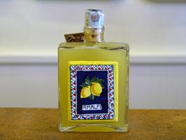 Capri cc. 500 Pannello di ceramica Limoni