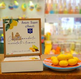 Pregiati Confetti Mandorle e Limoni gr.150
