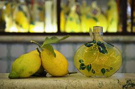 Sabina cc. 200 Decorata a mano Limoni