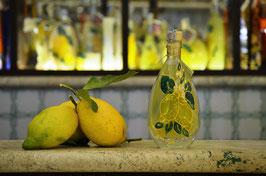Imperiale cc. 200 Decorata a mano Limoni