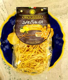 Scialatielli Pasta with Lemon