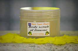 Body scrub al Limone ml.250