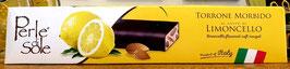 dark chocolate limoncello soft nougat