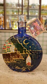 Opale cc. 200 Decorata a mano Notte