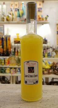Liquore di Arancia e Zenzero