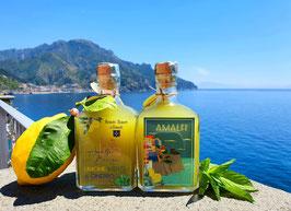 Amalfi Breeze (Limone,  Menta Piperita e Ginepro)