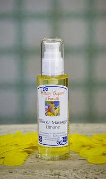 Olio da Massaggi al Limone ml.125