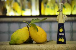 Triangolare cc.40 Crema pannello ceramica Limoni