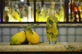 Emily cc. 200 Decorata a mano Limoni