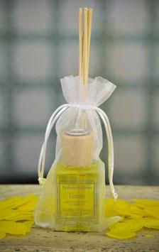 Profumo Ambiente al Limone ml.50 (con stick)