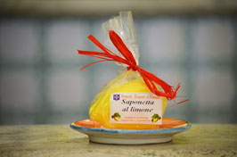 Saponetta al limone gr.100